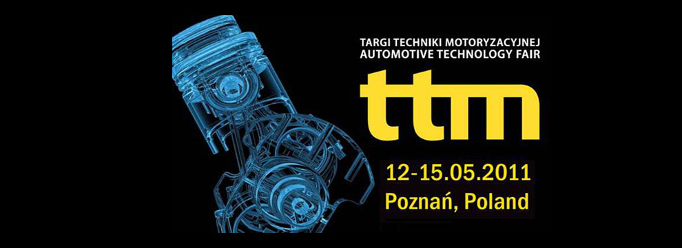 Automotive Technology Fair in Poznań